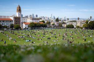 Dolores Park, San Francisco (AP Photo/Noah Berger)